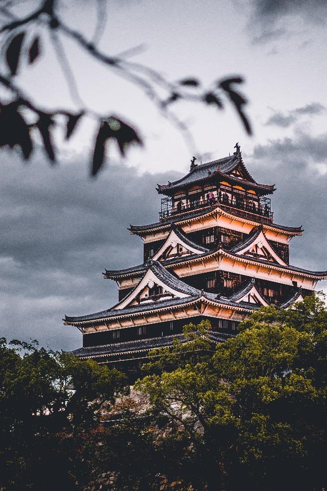 """De """"Oude Hoofdsteden"""" van Japan"""