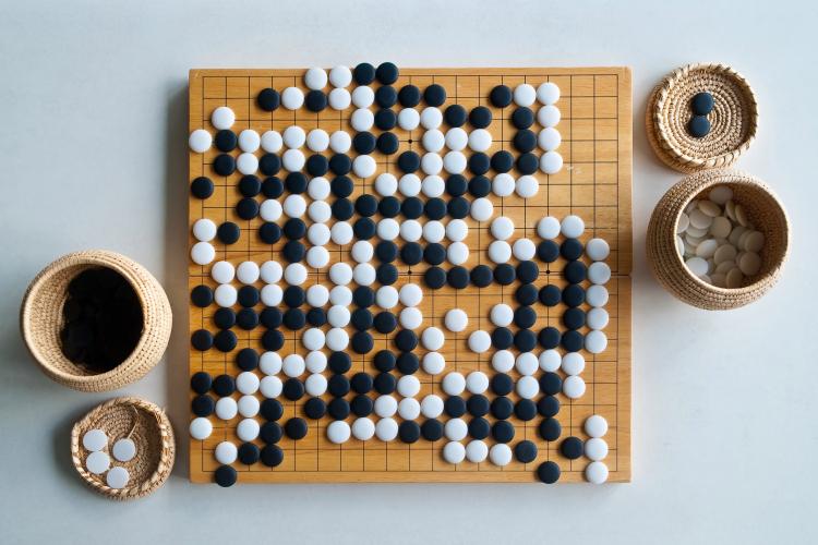 Japanse bordspellen deel 2: Go!