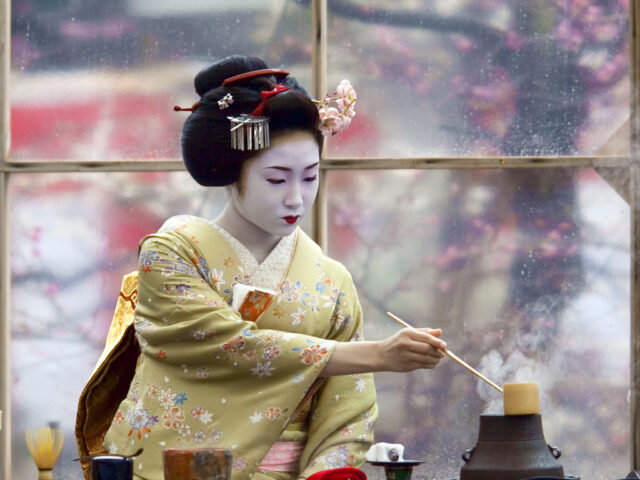 Tea Ceremony (part one)