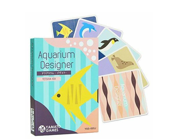 Japanse bordspellen deel 7: Aquarium Designer!