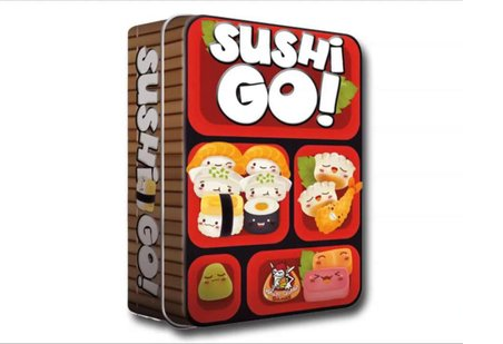 Japanse bordspellen deel 9: Sushi GO!