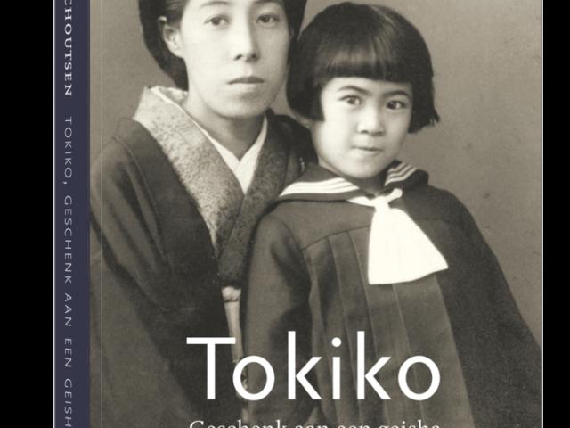 Tokiko, geschenk aan een geisha