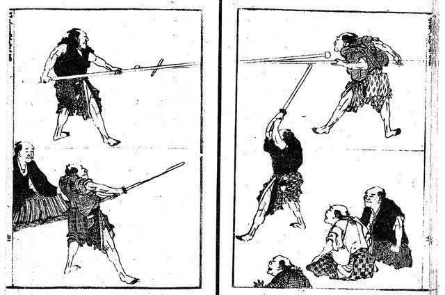 Tenshin Shōden Katori Shintō Ryū